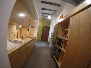 A kitchen or kitchenette at All'Incanto di Mary