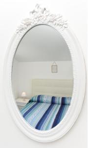 Letto o letti in una camera di Maison Fabrizia
