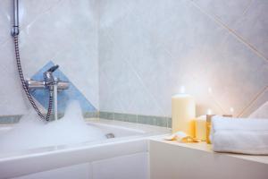 Ванная комната в Casa Via Dandolo