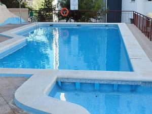 The swimming pool at or close to La Cala Finestrat Apartment