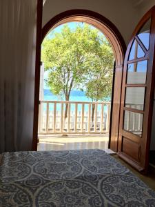 A balcony or terrace at Byblos Mare
