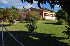 Jardin de l'établissement Casa Batello