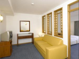 Zona de estar de Hotel Apartamento Brisa Sol