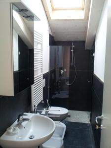 A bathroom at Residence Villa Gori