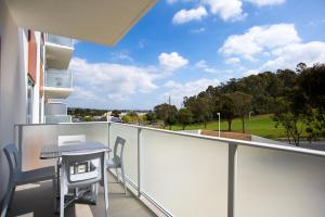 A balcony or terrace at Quest Campbelltown