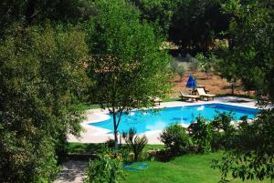 Der Swimmingpool an oder in der Nähe von Doga Apartments