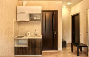A kitchen or kitchenette at Apartment G&I
