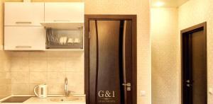 A bathroom at Apartment G&I
