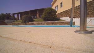 The swimming pool at or near Quinta De Stº Antonio