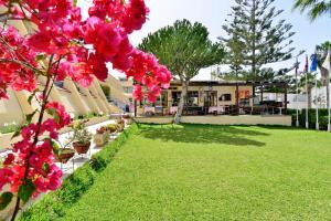 Градина пред Napa Prince Hotel Apts