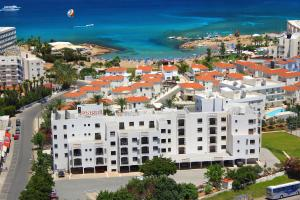 A bird's-eye view of Seagull Hotel Apartments