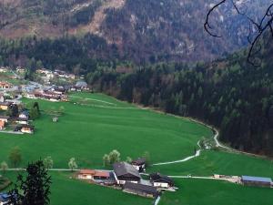 A bird's-eye view of Chalet am Müllergut