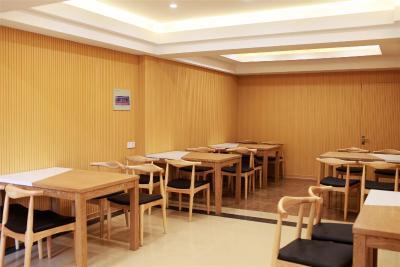 GreenTree Inn Anhui Fuyang Yingzhou district Positive base capital Business Hotel