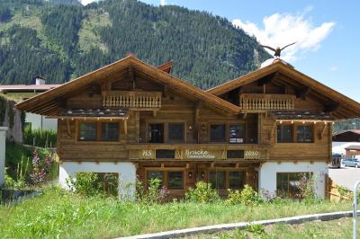 奥地利山地木屋