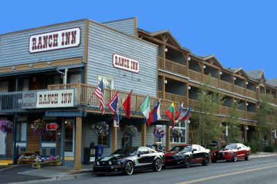Ranch Inn Jackson Hole (杰克逊霍尔牧场汽车旅馆)