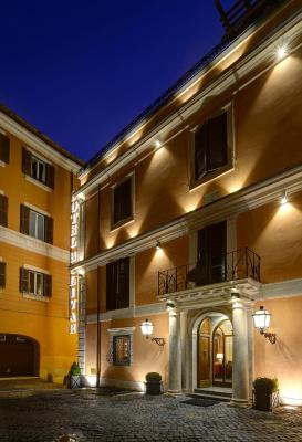 Booking com b&b rome