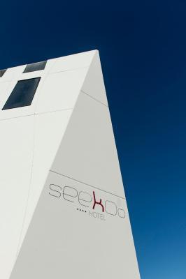 The floor plan of Seeko'o Hotel Design