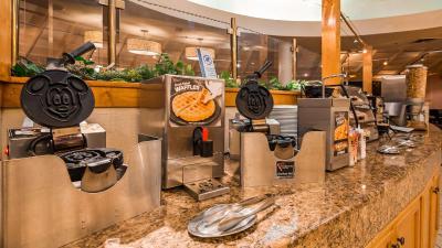 BEST WESTERN Lake Buena Vista Resort Hotel - Laterooms