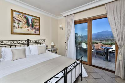 Hotel Villa Angela - Taormina - Foto 27