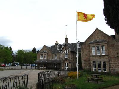 Huntly Arms Hotel - Laterooms