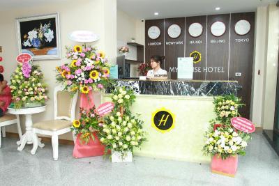 My house hotel hanoi