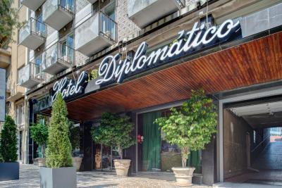 Hotel Vip Executive Diplomático
