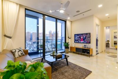 AQUA Apartment: Vinhome Stunning View
