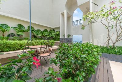 Saigon Delicate Fantastic Rooftop Garden Downtown