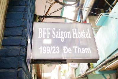 BFF Saigon Hostel