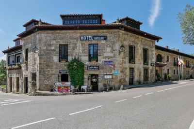 Hotel Santillana - Laterooms