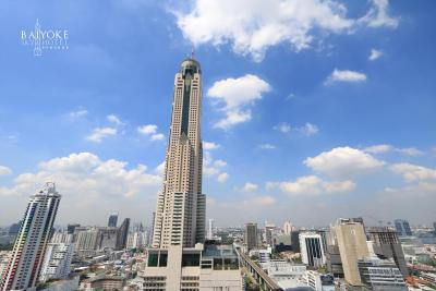 Baiyoke Sky Hotel (彩虹云霄酒店)