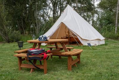 do bell tents work in hot countries