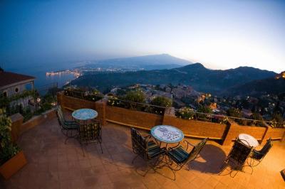 Hotel Villa Angela - Taormina - Foto 40