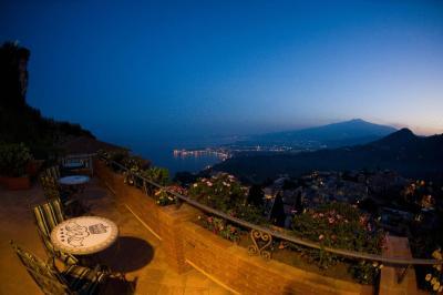 Hotel Villa Angela - Taormina - Foto 43