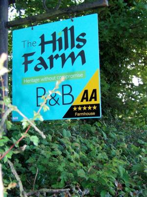The Hills Farm - Laterooms