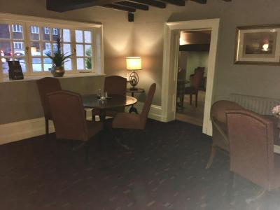 The Old Hall Hotel - Laterooms