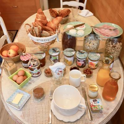 Bed And Breakfast Ouvert Naturalbnb Superbes Villeurbanne