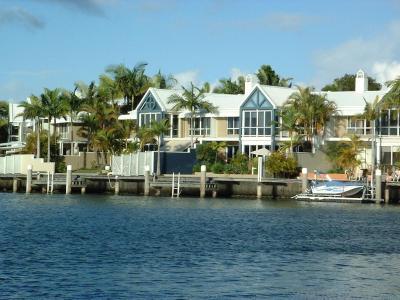 神仙湾酒店别墅(澳大利亚黄金海岸)-设计图左右半别墅万20两建层图片