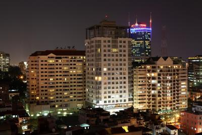 The Lancaster Saigon Service Apartment
