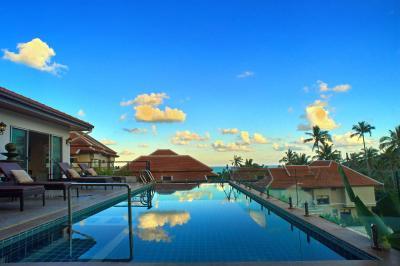 苏梅岛日出海景别墅酒店 (泰国 查汶海滩) - booking.