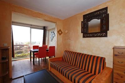 公寓mynice vacances - seaview , 圣罗兰度瓦, 法国
