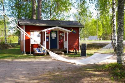 koppla upp leads för camping