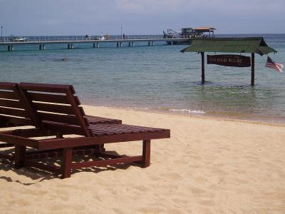 阳光海滩度假村 (马来西亚 刁曼岛) - booking.com