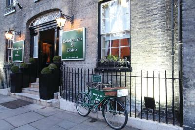 Guests staying at Hotel du Vin & Bistro Cambridge
