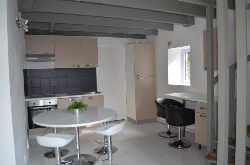A kitchen or kitchenette at Coetquen