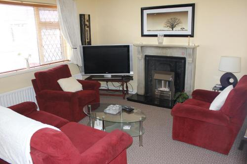 A seating area at Millstreet Townhouse