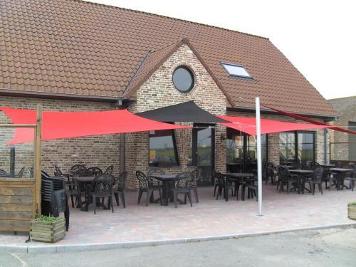 Restaurant ou autre lieu de restauration dans l'établissement 't Vossenerf