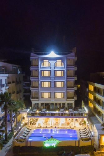 Amphora Hotel Ayvalik Turkey Booking Com