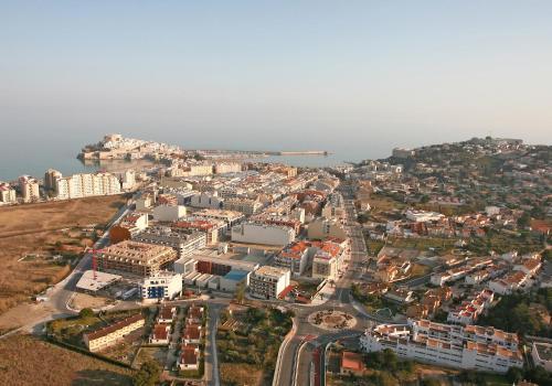 Vista aèria de Hotel Puerto Mar