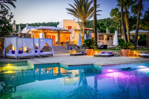Can Lluc Hotel Rural (Spanje Sant Rafael de Sa Creu ...
